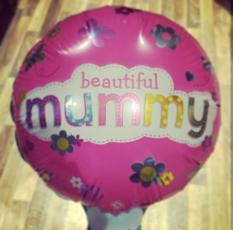 mummy balloon